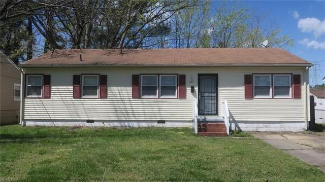 1129 78th St, Newport News, VA 23605 (#10312777) :: Avalon Real Estate