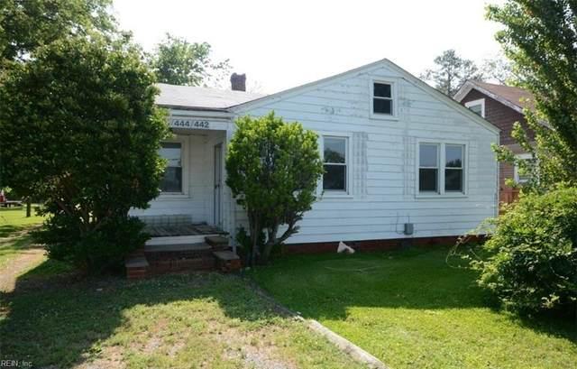 446 Rockwell Rd, Hampton, VA 23669 (#10312810) :: The Kris Weaver Real Estate Team
