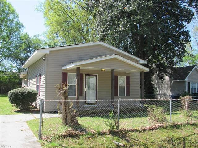 6003 Campbell St, Portsmouth, VA 23703 (#10312820) :: Berkshire Hathaway HomeServices Towne Realty