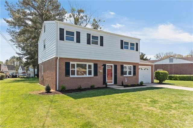 12 Granger Dr, Hampton, VA 23666 (#10312847) :: Atlantic Sotheby's International Realty