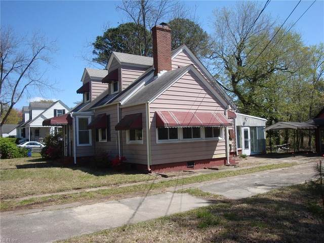 3 Greeneland Blvd, Portsmouth, VA 23701 (MLS #10312853) :: Chantel Ray Real Estate
