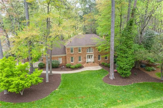 911 Marlbank Dr, York County, VA 23692 (#10312867) :: Austin James Realty LLC