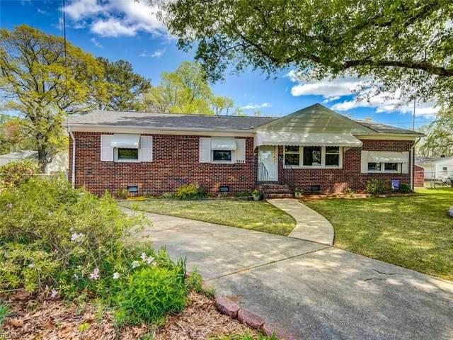 3214 Blackwood Ave, Norfolk, VA 23513 (#10312959) :: Atlantic Sotheby's International Realty