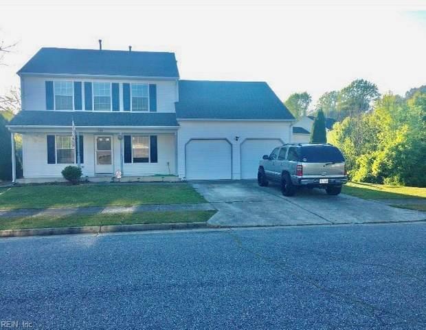 505 Shingle Creek Rd, Suffolk, VA 23434 (#10313000) :: Rocket Real Estate