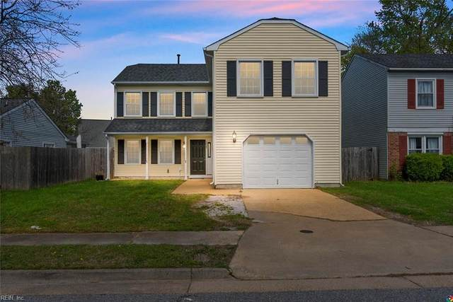 3928 Dupree Ln, Virginia Beach, VA 23456 (#10313023) :: Kristie Weaver, REALTOR