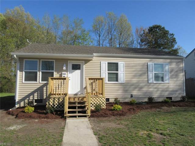 502 Woodfin Rd, Newport News, VA 23601 (#10313028) :: Atlantic Sotheby's International Realty