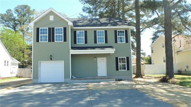 2105 Airline Blvd, Portsmouth, VA 23701 (MLS #10313033) :: Chantel Ray Real Estate