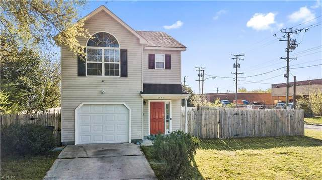 1445 Lasalle Ave, Portsmouth, VA 23704 (#10313042) :: Atlantic Sotheby's International Realty