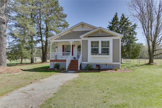 16489 Black Creek Rd, Southampton County, VA 23898 (#10313050) :: Atlantic Sotheby's International Realty