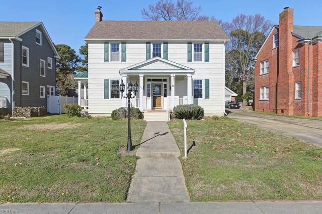 2923 Chesapeake Ave, Hampton, VA 23661 (#10313057) :: Atlantic Sotheby's International Realty