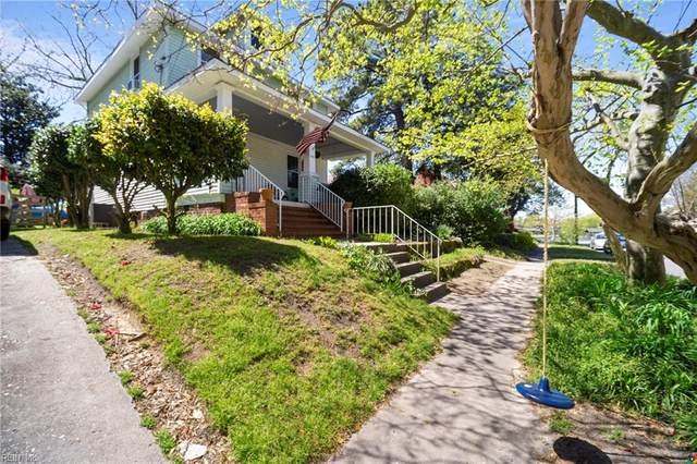 719 Rhode Island Ave, Norfolk, VA 23508 (#10313074) :: The Kris Weaver Real Estate Team