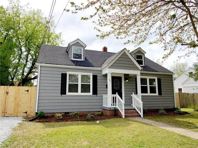 1357 E Norcova Dr, Norfolk, VA 23502 (#10313087) :: The Kris Weaver Real Estate Team