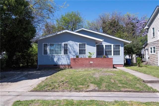 813 Hampton Ave, Newport News, VA 23607 (#10313148) :: The Kris Weaver Real Estate Team
