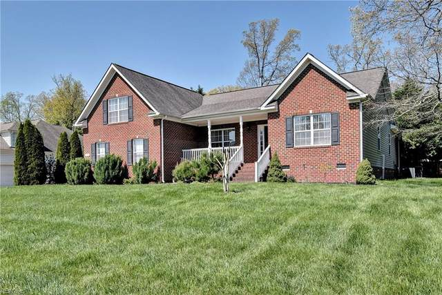 5320 Hillside Ln, James City County, VA 23185 (#10313202) :: Atkinson Realty
