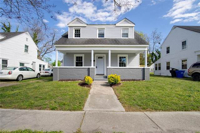 48 Aylwin Rd, Portsmouth, VA 23702 (MLS #10313270) :: AtCoastal Realty