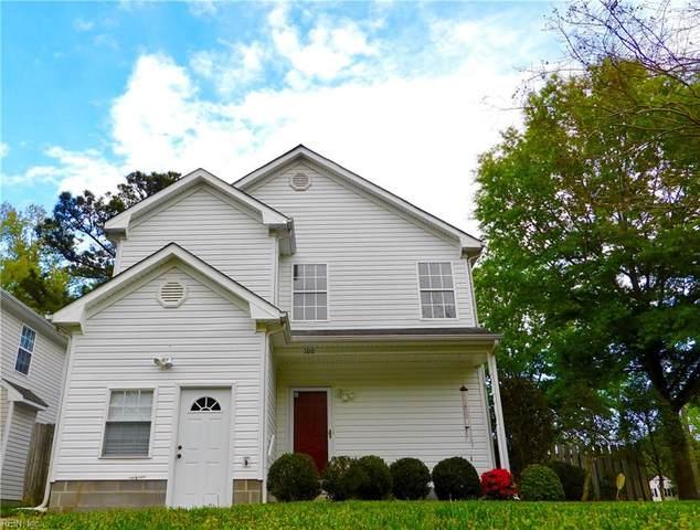 100 N Gum Ave, Virginia Beach, VA 23452 (#10313284) :: The Kris Weaver Real Estate Team