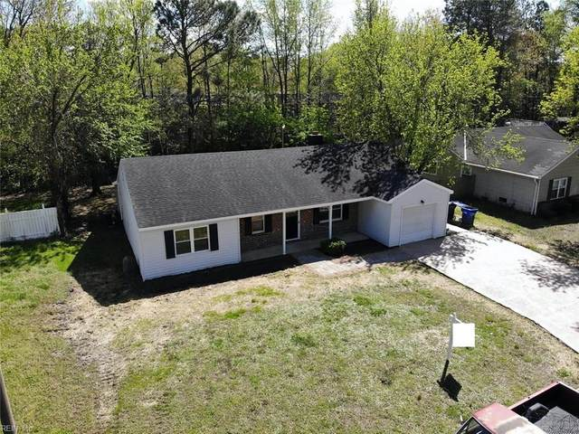 3809 Old Farm Rd, Portsmouth, VA 23703 (#10313320) :: Encompass Real Estate Solutions