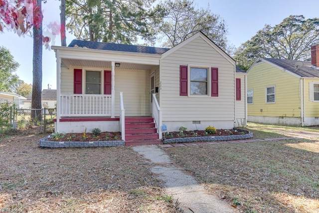223 E Westmont Ave, Norfolk, VA 23503 (MLS #10313381) :: Chantel Ray Real Estate