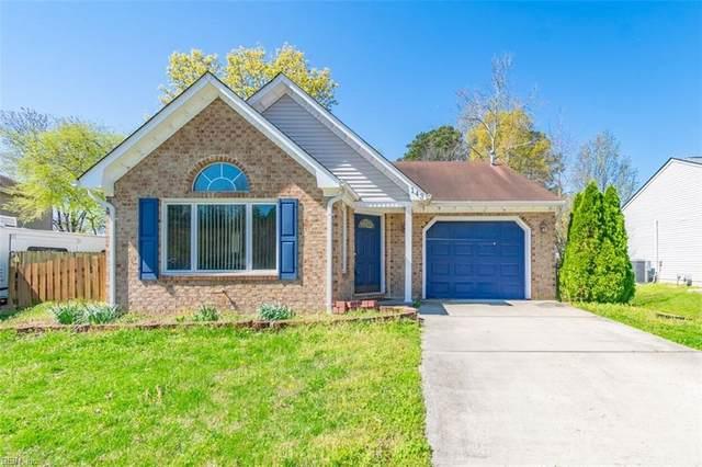 143 Bridle Ln, Newport News, VA 23608 (#10313413) :: The Kris Weaver Real Estate Team