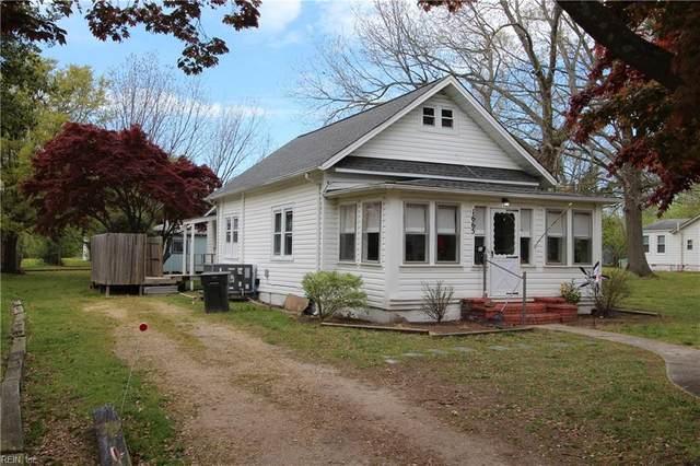 1665 N Mallory St, Hampton, VA 23664 (#10313477) :: Austin James Realty LLC
