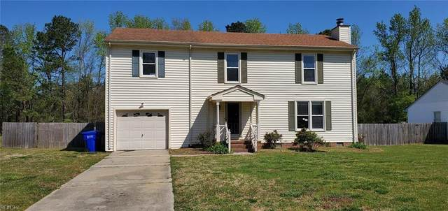 329 Northbrooke Ave, Suffolk, VA 23434 (MLS #10313497) :: Chantel Ray Real Estate