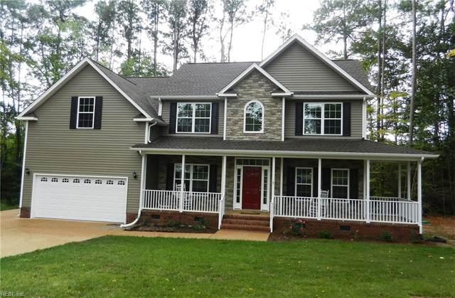 Lot 71 Thomas Jefferson Way, Gloucester County, VA 23061 (#10313544) :: The Kris Weaver Real Estate Team
