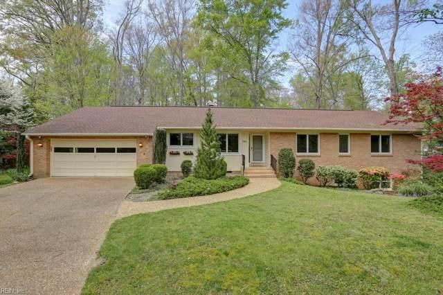 145 Beler Rd, James City County, VA 23188 (MLS #10313581) :: Chantel Ray Real Estate