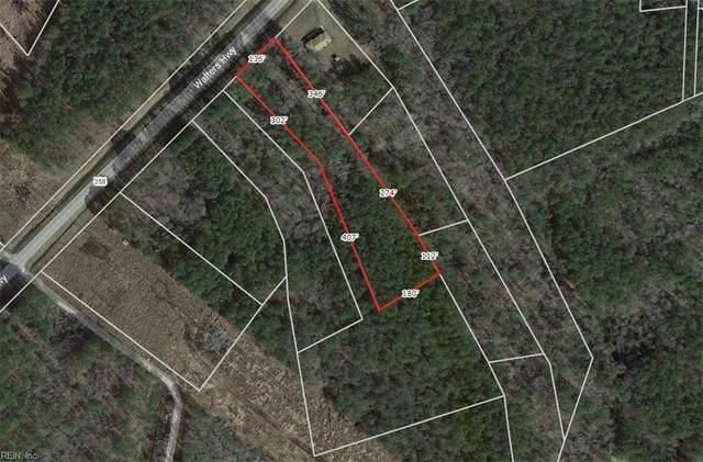 Lot 2 Walters Hwy, Isle of Wight County, VA 23487 (#10313590) :: Elite 757 Team