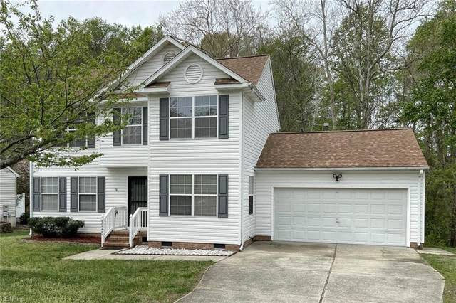 725 Colonial Ave, York County, VA 23185 (#10313683) :: Atkinson Realty