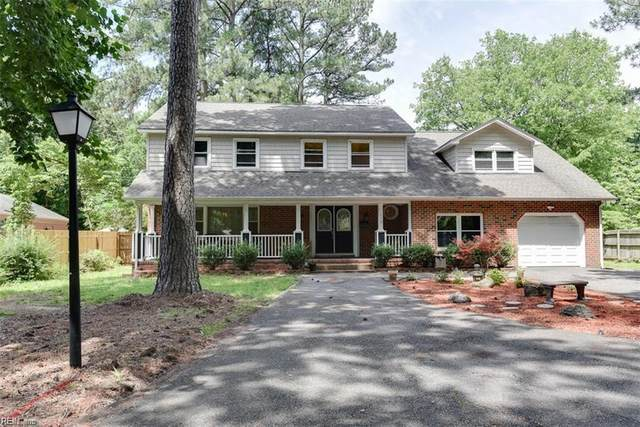 117 Leslie Dr, Newport News, VA 23606 (#10313743) :: Berkshire Hathaway HomeServices Towne Realty
