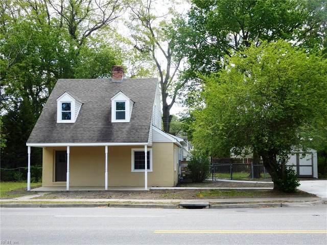 618 Main St, Newport News, VA 23605 (#10313802) :: Kristie Weaver, REALTOR