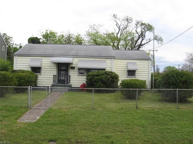 7100 Gregory Dr, Norfolk, VA 23513 (#10313853) :: Community Partner Group