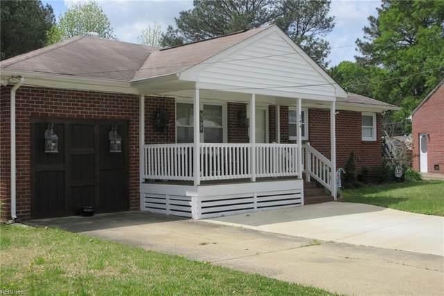 244 Bannon Ct, Hampton, VA 23666 (#10313869) :: Atlantic Sotheby's International Realty