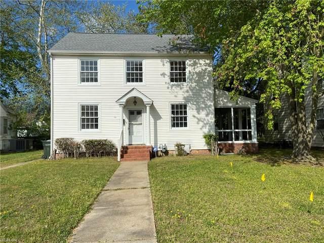 44 Pear Ave, Hampton, VA 23661 (MLS #10313994) :: AtCoastal Realty