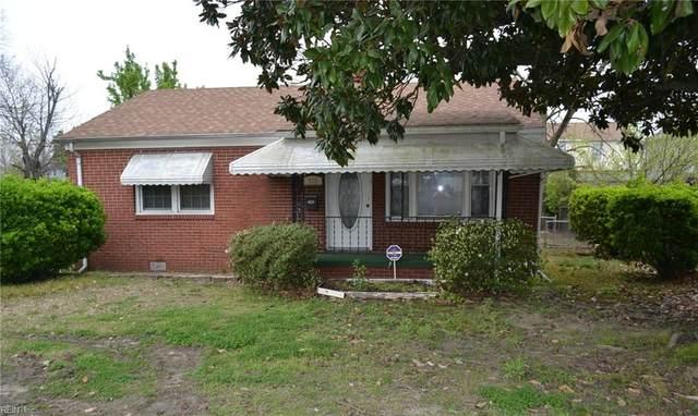 120 Old Aberdeen Rd, Hampton, VA 23661 (MLS #10314324) :: Chantel Ray Real Estate