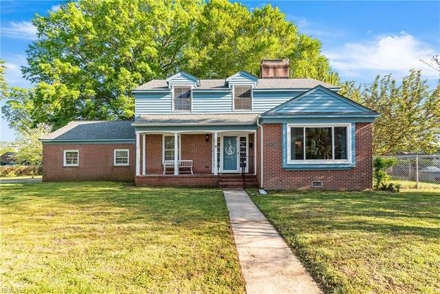 17 Laurel Wood Rd, Newport News, VA 23602 (MLS #10314392) :: Chantel Ray Real Estate