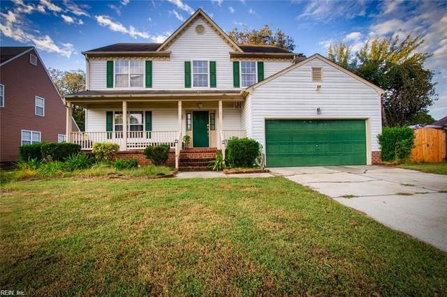117 Lakeview Dr, Newport News, VA 23602 (#10314502) :: AMW Real Estate