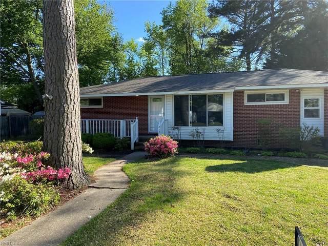 219 Park Manor Rd, Portsmouth, VA 23701 (#10314763) :: Rocket Real Estate