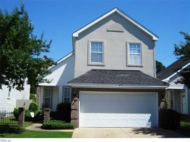 2105 Creeks Edge Dr, Virginia Beach, VA 23451 (MLS #10314794) :: AtCoastal Realty