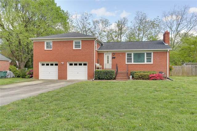 16 Charlton Dr, Hampton, VA 23666 (MLS #10314845) :: Chantel Ray Real Estate