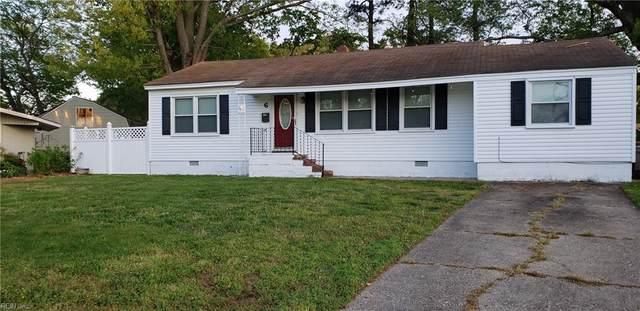 6 Westley Ct, Hampton, VA 23669 (MLS #10314884) :: Chantel Ray Real Estate