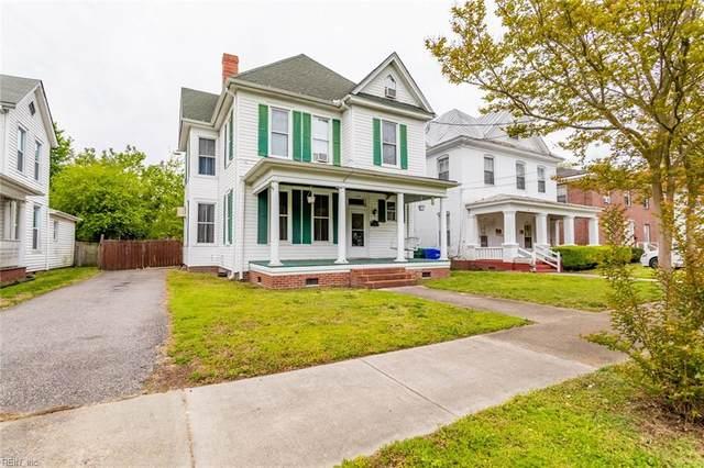 119 Linden Ave, Suffolk, VA 23434 (MLS #10315018) :: Chantel Ray Real Estate