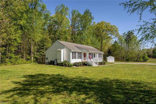 14770 Stage Rd, New Kent County, VA 23089 (#10315077) :: Berkshire Hathaway HomeServices Towne Realty