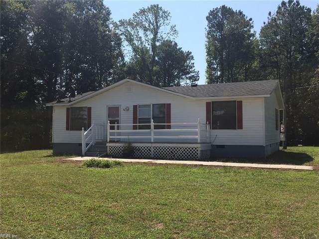 12366 Old Belfield Rd, Southampton County, VA 23829 (#10315093) :: Abbitt Realty Co.