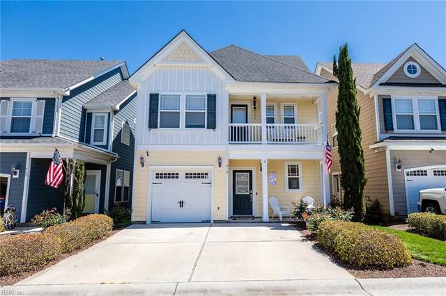 416 Cottage Way, Virginia Beach, VA 23462 (#10315200) :: Kristie Weaver, REALTOR