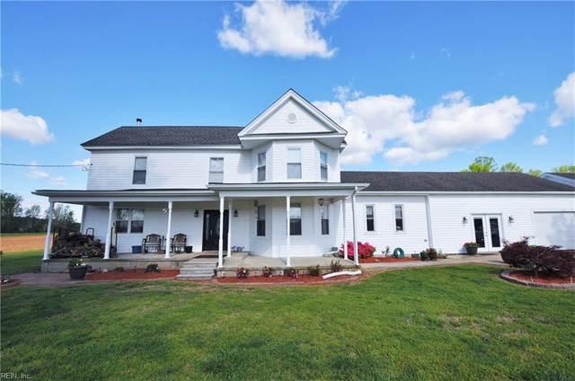 17293 Pinopolis Rd, Southampton County, VA 23829 (#10315228) :: Abbitt Realty Co.