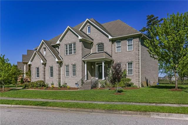 724 Forest Glade Dr, Chesapeake, VA 23320 (#10315294) :: Atkinson Realty