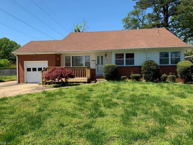 7405 Stony Run Rd, Norfolk, VA 23518 (#10315308) :: RE/MAX Central Realty