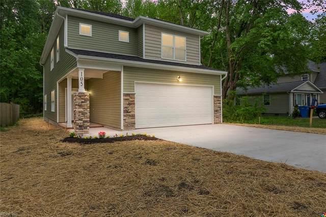 105 Columbus Ave, Chesapeake, VA 23321 (#10315534) :: Atkinson Realty