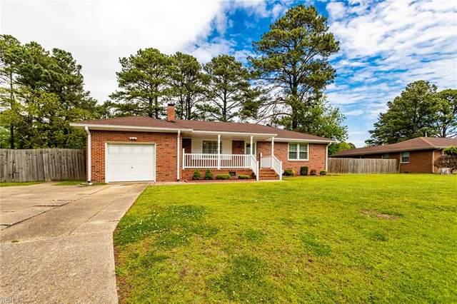 5712 Hawthorne Ln, Portsmouth, VA 23703 (#10315554) :: Berkshire Hathaway HomeServices Towne Realty